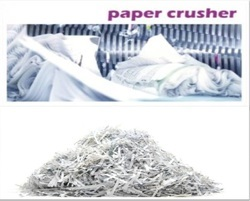 Paper Crusher