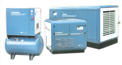 Ingersoll Rand Rotary Screw Air Compressors