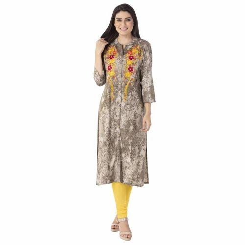 9bb30de88d Jaipur Kurti Wholesale and Cotton Rayon Designer Kurti Manufacturer ...