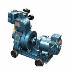 3 kW Low Noise Bajaj-M Diesel Generator Set