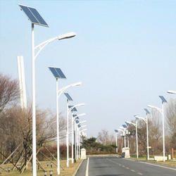 16 Feet Solar Street Light Poles