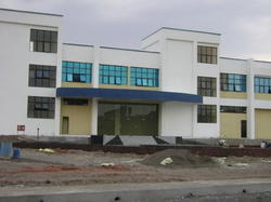 Factory Building Construction Services