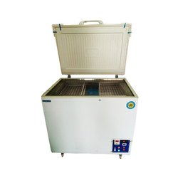 Ice Lined Blood Bank Refrigerator