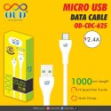 Micro Usb Aux Cable Od Cdc 625, Cable Size: 1000mm