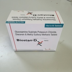 Diacerein Glucosamine
