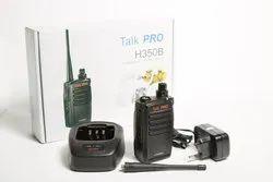 talk-pro-h350b-handheld-wireless walkie talkie