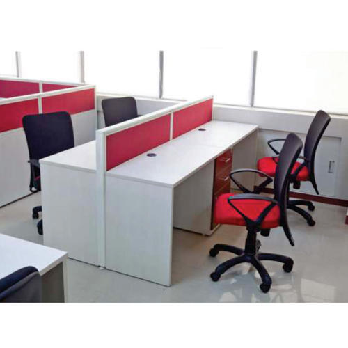 Classic Modular Kitchen Cabinets Rs 18000 Piece: Modular Office Workstation At Rs 18000 /piece