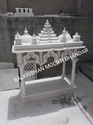 White Marble Temple, For Home, Office Etc