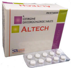 Cetirizine Dihydrochloride Tablet