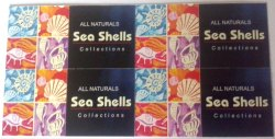 Sea Shells Pot Pourri Label