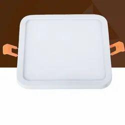 Ceramic 12 W 12W Square Panel Light, Model Name/Number: Tb 7102, IP Rating: IP20