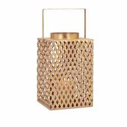 Antique Copper Lantern