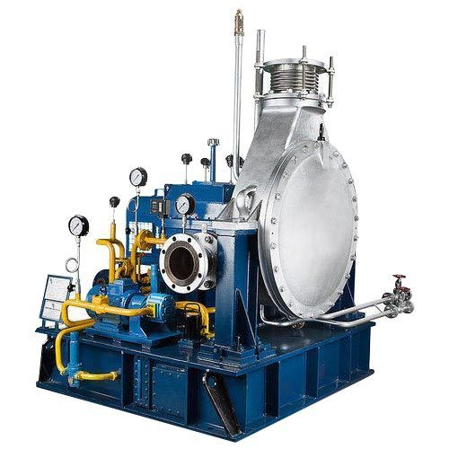 Small Turbocharger Price In India: 2000 KW Single Stage Steam Turbine, NCON Turbo Tech