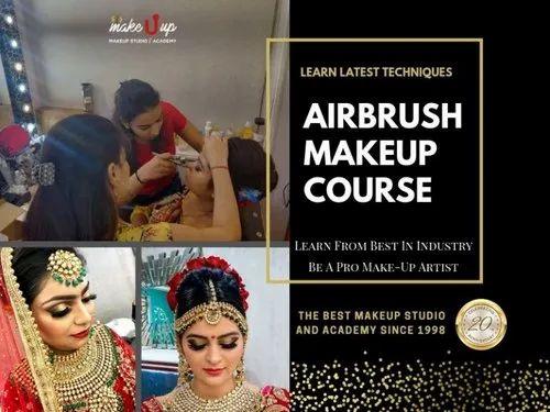 Airbrush Makeup Courses Beautician