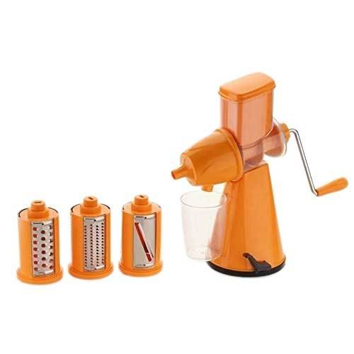 4 In 1 Multipurpose Plastic Fruit Juicer