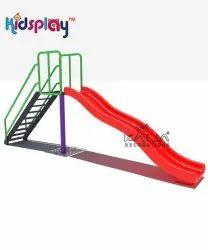 Outdoor Play Single Wave Slide KP-KR-618
