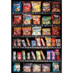 Snack Food Vending Machine