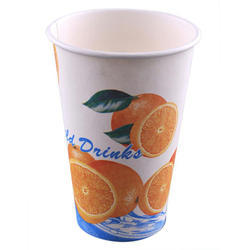 Cold Drink Paper Glass