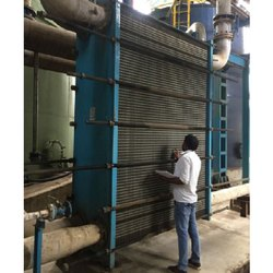 Manufacturing Heat Exchanger Inspection and Servicing, For Industrial, Number Of Exchangers: 1