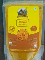 Organic Turmeric Powder, Packaging Size: 100g