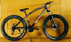 Sparx Mountain Fat Tyre Bicycle