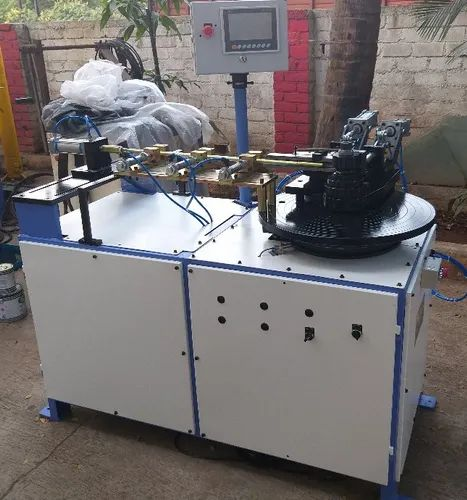 Semi Automatic Pipe Bending Machine With Pneumatic Clamping Matic Bending Machine