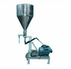Mehandi Cone Filling Machine