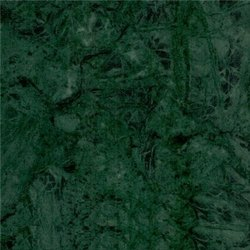 Polished Finish Dark Green Marble Slab, Thickness: 16 to 18 mm, Application Area: Flooring