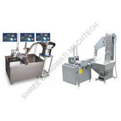 Cap Liner Insertion Machine