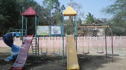 Park Playground Equipment