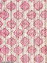 Nayo Pink Gathered Short Kurta With Printed Sahara & Dupatta