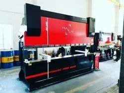 Hydraulic Press Brake And Shearing Machine