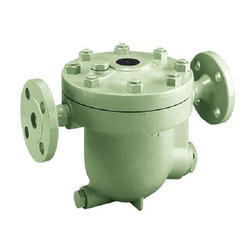 Spirax Thermostatic Steam Trap Valve with Integral Strainer