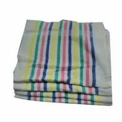 茉莉花剥离多条条纹厨房毛巾,290 GSM,尺寸:14x24英寸