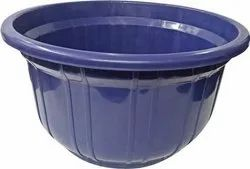 Unbreakable Plastic Tub