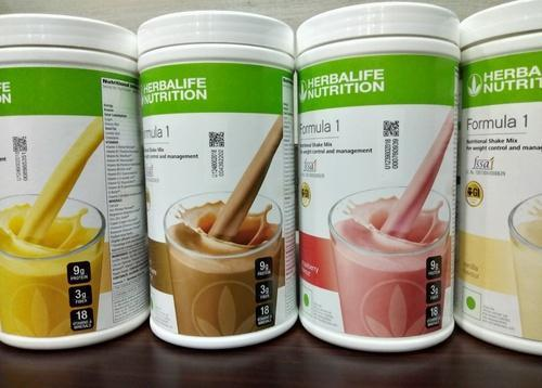 Herbalife Formula 1 Nutritional Shake Mix For Weight Loss 500g