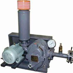 Twin Lobe Rotary Compressors