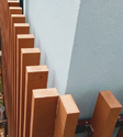 Wooden Louvers
