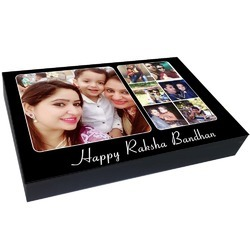 Raksha Bandhan Chocolate Gifts, Packaging Type: Box