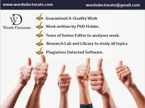 Dissertation consultation services marketing