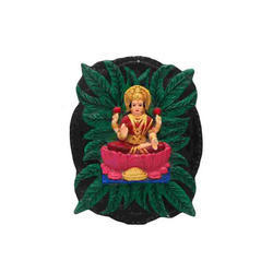 Hindu Goddess Maa Laxmi- An Adorable Wall Hanging