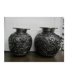 German Silver Water Pot