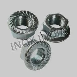 Ss 304 Flange Nuts