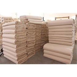 Century Apparels 44-45 Grey Cotton sheeting fabric 48 width, For bags, Packaging Type: Than