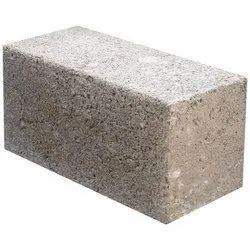 SRT Pavers Rectangular Partition Wall Concrete Solid Block, Dimensions: 400 X 200 X 200 Mm (l X B X H)