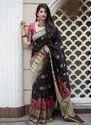 Banarasi Silk Designer Sarees For Women