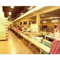 Food Packing Belt Conveyor