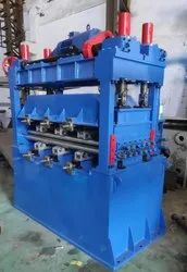 sheet Straightening Machine (4 Hi Leveler)