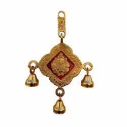 Brass Bandarwal Wall Hanging