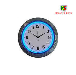 Lighted Wall Clock